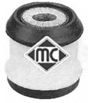 METALCAUCHO 04304 Подвеска, двигатель
