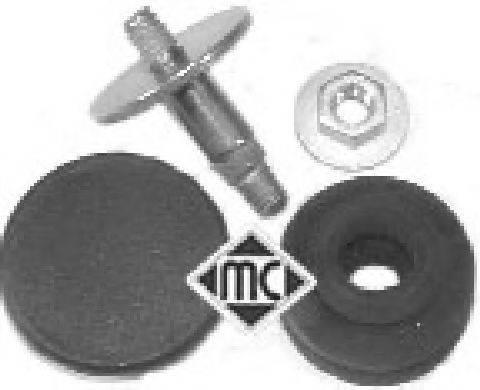 METALCAUCHO 04365 Комплект болтов головки цилидра