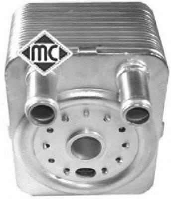 METALCAUCHO 05375 масляный радиатор, двигательное масло
