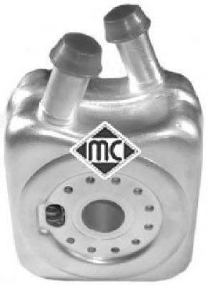 METALCAUCHO 05380 масляный радиатор, двигательное масло