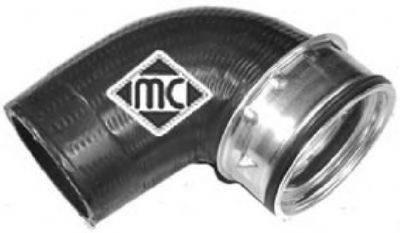 METALCAUCHO 09306 Рукав воздухозаборника, воздушный фильтр