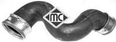 METALCAUCHO 09309 Рукав воздухозаборника, воздушный фильтр