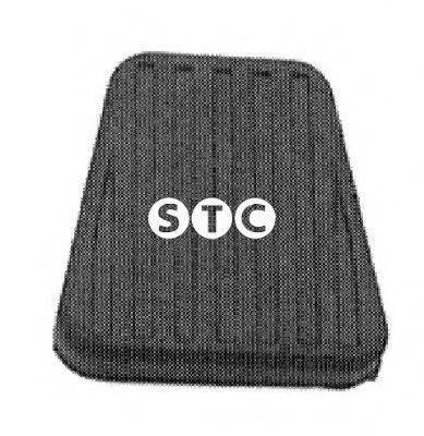 STC T400425 Накладка на педаль, педаль сцепления