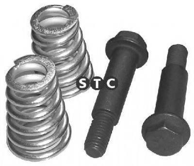 STC T402619 Пружина, труба выхлопного газа