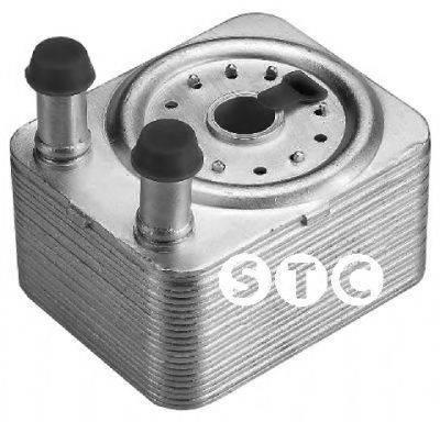 STC T405375 масляный радиатор, двигательное масло