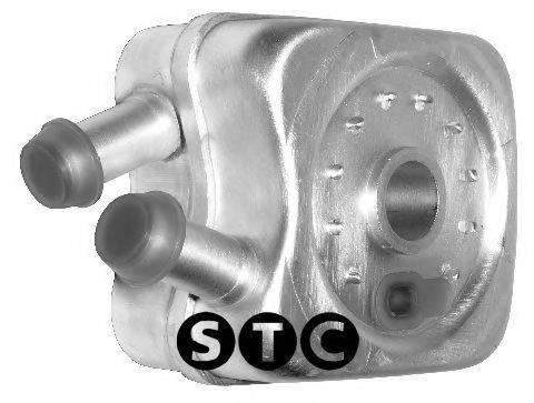 STC T405380 масляный радиатор, двигательное масло