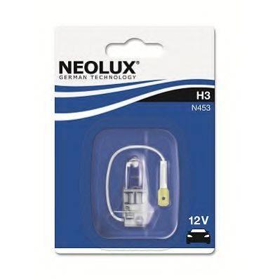 NEOLUX® N45301B Лампа накаливания, фара дальнего света; Лампа накаливания, основная фара; Лампа накаливания, противотуманная фара; Лампа накаливания, основная фара; Лампа накаливания, фара дальнего света; Лампа накаливания, противотуманная фара; Лампа накаливания, фара с авт. системой стабилизации; Лампа накаливания, фара с авт. системой стабилизации