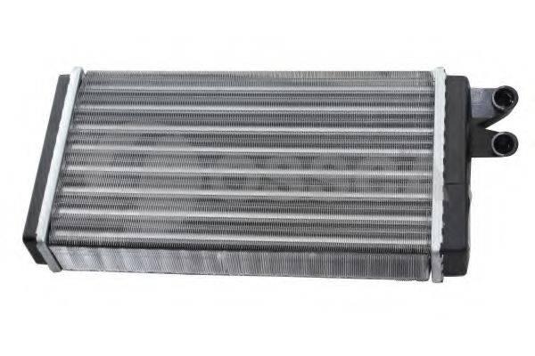 OSSCA 00119 Теплообменник, отопление салона