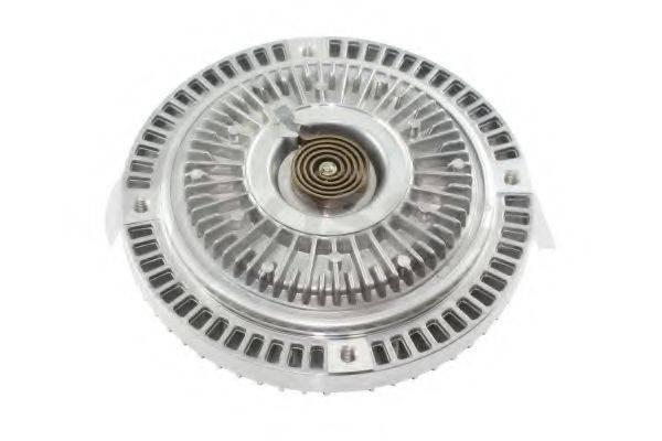 OSSCA 05075 Сцепление, вентилятор радиатора