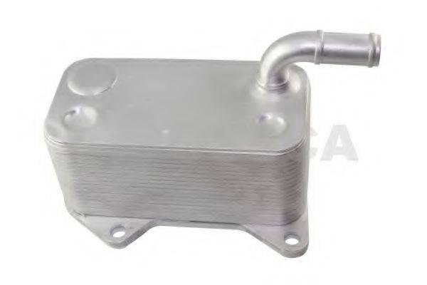OSSCA 05821 масляный радиатор, двигательное масло