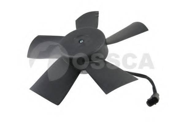 OSSCA 11809 Вентилятор, охлаждение двигателя