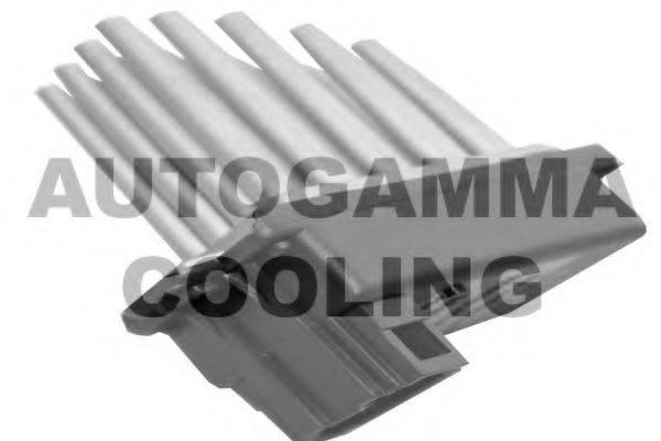 AUTOGAMMA GA15685 Сопротивление, вентилятор салона