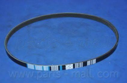 PARTS-MALL PVF014 Клиновой ремень