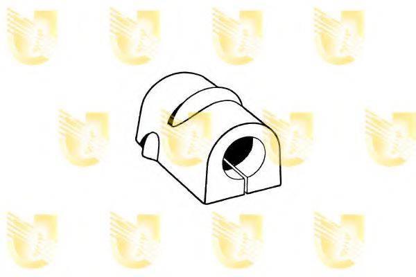 UNIGOM 391022 Втулка, стабилизатор