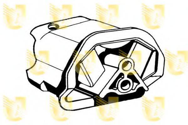 UNIGOM 396054 Подвеска, двигатель