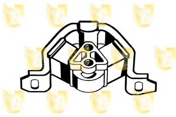 UNIGOM 396055 Подвеска, двигатель