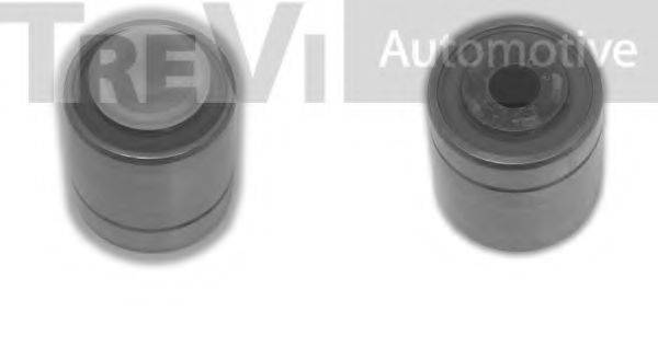 TREVI AUTOMOTIVE TA1575 Натяжной ролик, поликлиновой  ремень