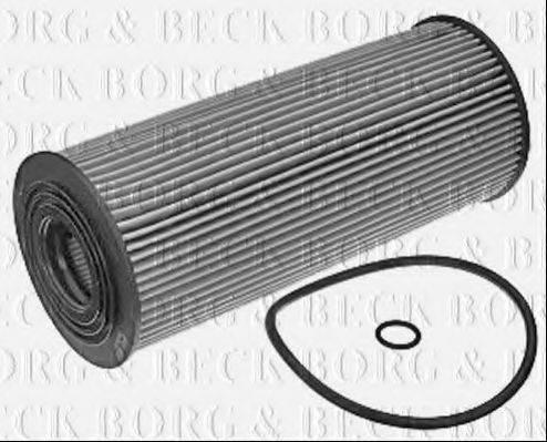 BORG & BECK BFO4011 Масляный фильтр