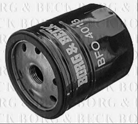 BORG & BECK BFO4013 Масляный фильтр