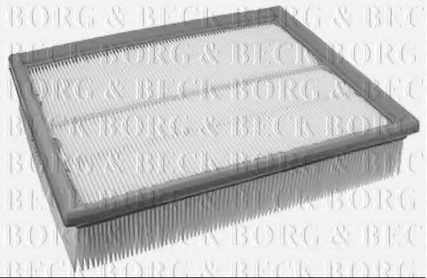 BORG & BECK BFA2032 Воздушный фильтр