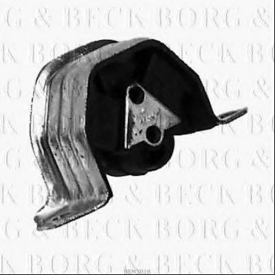 BORG & BECK BEM3018 Подвеска, двигатель
