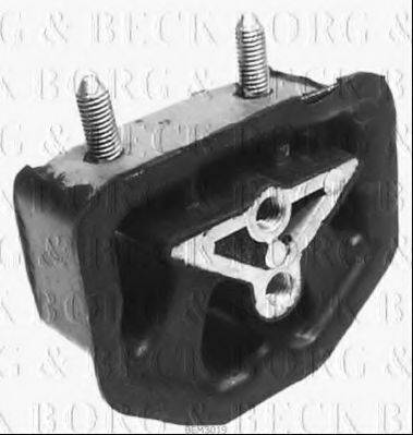 BORG & BECK BEM3019 Подвеска, двигатель