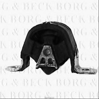 BORG & BECK BEM3020 Подвеска, двигатель