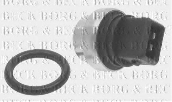 BORG & BECK BTS3036 Датчик, температура охлаждающей жидкости