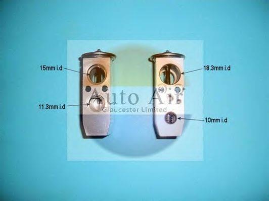AUTO AIR GLOUCESTER 221036 Расширительный клапан, кондиционер