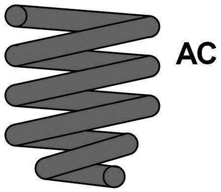 MAXTRAC MC1020 Пружина ходовой части