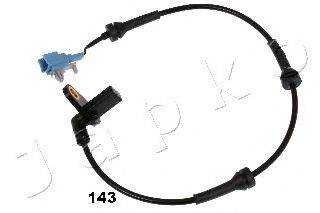 JAPKO 151143 Датчик, частота вращения колеса