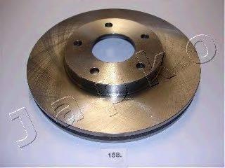 JAPKO 60158 Тормозной диск
