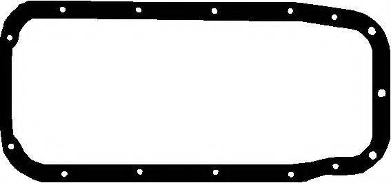 WILMINK GROUP WG1085621 Прокладка, маслянный поддон