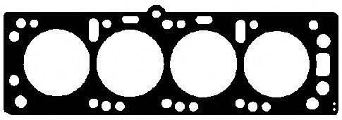 WILMINK GROUP WG1086105 Прокладка, головка цилиндра