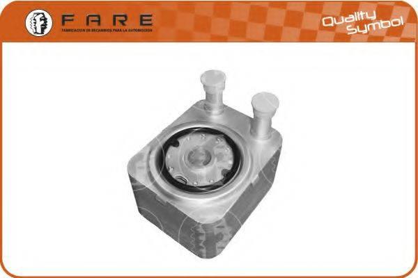 FARE SA 10295 масляный радиатор, двигательное масло