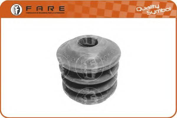 FARE SA 12068 Пылезащитный комплект, амортизатор