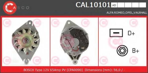 CASCO CAL10101AS Генератор