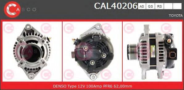 CASCO CAL40206AS