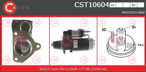 CASCO CST10604AS
