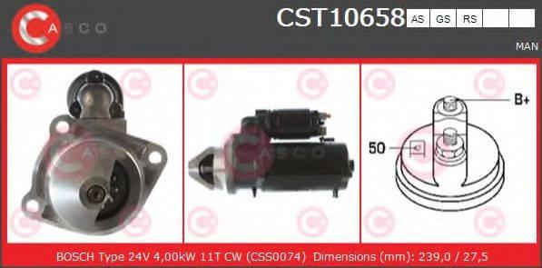 CASCO CST10658AS