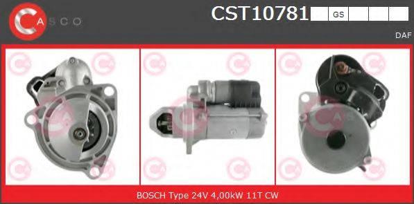 CASCO CST10781GS