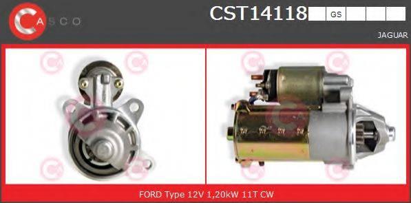 CASCO CST14118GS