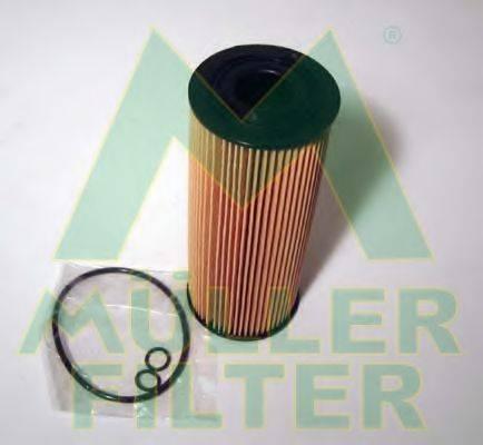 MULLER FILTER FOP204 Масляный фильтр