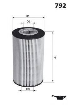 DR!VE+ DP1110110026 Масляный фильтр