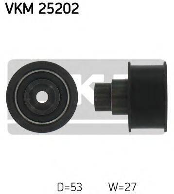 SKF VKM25202 Паразитный / Ведущий ролик, зубчатый ремень