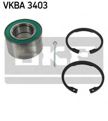 SKF VKBA3403 Комплект подшипника ступицы колеса