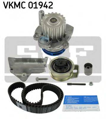 SKF VKMC01942 Водяной насос + комплект зубчатого ремня