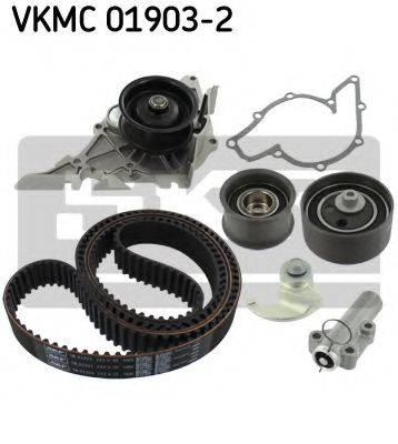 SKF VKMC019032 Водяной насос + комплект зубчатого ремня