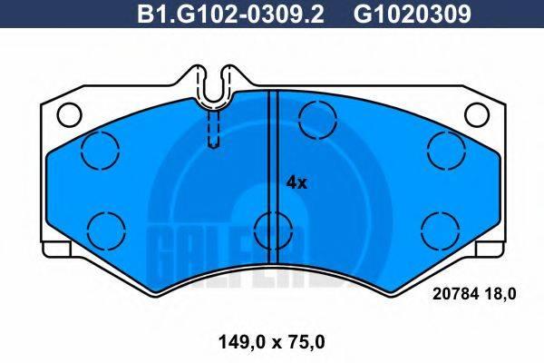 GALFER B1.G102-0309.2