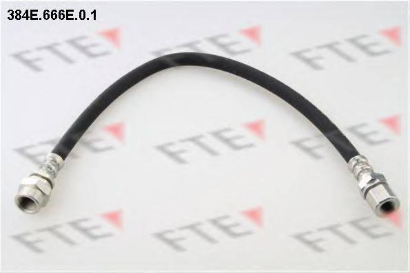 FTE 384E666E01 Тормозной шланг